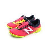 New Balance FURON 足球鞋 童鞋 桃紅色 童 no103