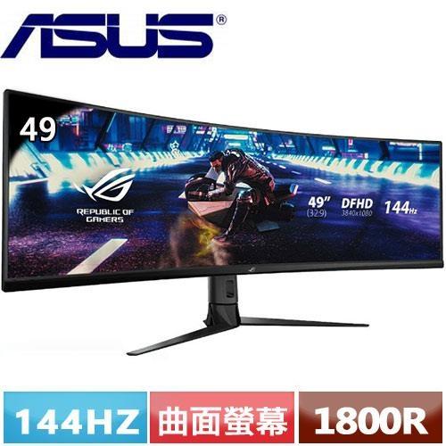 ASUS華碩 ROG XG49VQ 49型 曲面32:9電競螢幕