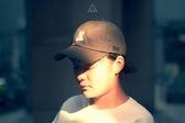 ISNEAKERS MLB 洋基 棒球帽 老帽 刺繡  黑色 白色  可調式 男女 5762004-900