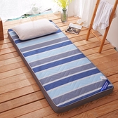 加厚1單人床墊0.8米褥子0.9m1.9學生宿舍寢室1.2一1.5地鋪睡墊被