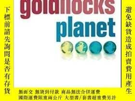 二手書博民逛書店The罕見Goldilocks Planet: The 4 Billion Year Story Of Earth