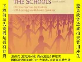 二手書博民逛書店Collaborative罕見Consultation In The Schools: Effective Pra