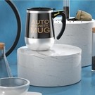 保溫杯 usb充電款自動攪拌杯電動便攜咖啡杯歐式小奢華精致旋轉磁力杯子【快速出貨八折鉅惠】