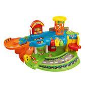 【 Vtech 聲光玩具 】嘟嘟車系列 - 交通城市軌道組╭★ JOYBUS玩具百貨