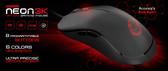 [地瓜球@] Ozone Neon 3K 光學 遊戲 滑鼠~6色LED燈光~雙手通用設計