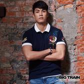 BIG TRAIN  武將關雲長POLO衫-男-B80653
