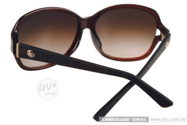 Go-Getter 太陽眼鏡 GS1613 BR (棕) 韓版時尚大框款 # 金橘眼鏡