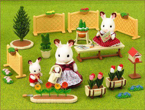 森林家族 新庭院花園組_EP23850