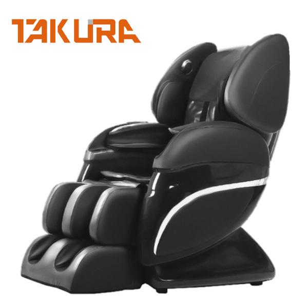 TAKURA 全包覆臀感按摩椅(腳底滾輪/溫熱) T550