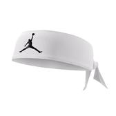 Jordan Jumpman Dri-Fir [JJN00101OS] 頭套 頭帶 運動 籃球 快速 排汗 喬丹 白