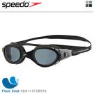SPEEDO 成人運動泳鏡 Futura Biofuse (黑/灰) SD811315B976