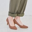 鞋面-麂皮絨 / 內裡-真皮 / 腳墊-人造皮革