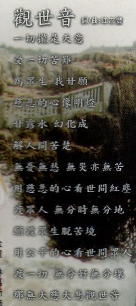 正宗觀世音 3 台語版 CD (音樂影片購)