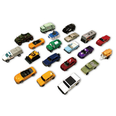 Matchbox 火柴盒小汽車20入超值組