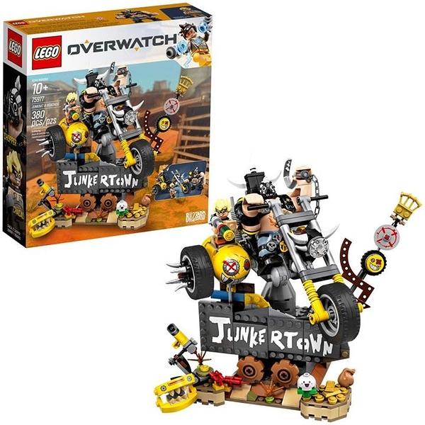 LEGO 樂高 Oversea Jokurat & Road Hog 75977 日本未發售 [平行進口商品]