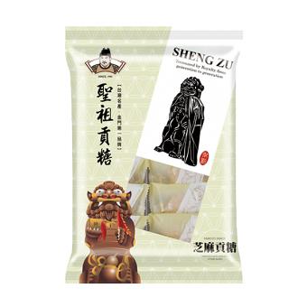 金門聖祖芝麻貢糖12入-傳承古法、手工精製~金門鄉土特產