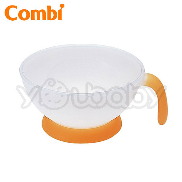 康貝Combi Baby Label優質易握飯茶碗