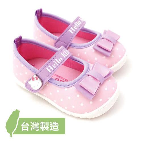 【錢豪童裝童鞋】三麗鷗Hello Kitty娃娃鞋(13~15號)