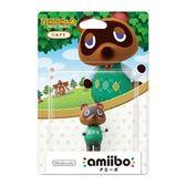 Wii U 動物之森 Animal Crossin 近距離無線連線 NFC 連動人偶玩具 amiibo 狸吉【玩樂小熊】