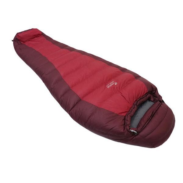 【下殺↘8580】ADISI EXPLORE 800 鵝絨睡袋 AS19037【紅色/深紅】城市綠洲(羽絨、輕量睡袋)