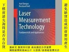 二手書博民逛書店Laser罕見Measurement TechnologyY405706 Axel Donges ISBN: