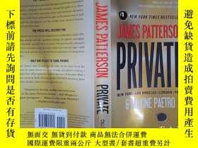 二手書博民逛書店罕見Private(詳見圖)Y6583 James Patter