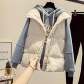 羽絨棉馬甲女2020秋冬新款韓版寬鬆短款外穿百搭立領馬夾背心外套 korea時尚記