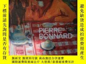 二手書博民逛書店罕見PIERRE BONNARDY327340 PIERRE B