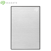 Seagate Backup Plus Portable 2.5吋 4TB外接硬碟-銀【愛買】