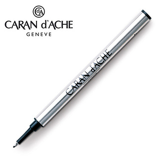 CARAN d'ACHE 瑞士卡達 Fibre Tip 纖維筆芯 8122.000 藍 M /支