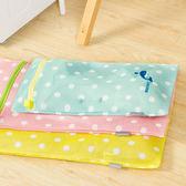 ✭慢思行✭【Y51-2】繡花圖案洗衣袋(中) 拉鍊 網袋 晾曬 護洗 內衣 內褲 毛衣 分類 清潔