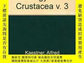 二手書博民逛書店Invertebrate罕見Zoology: The Crust