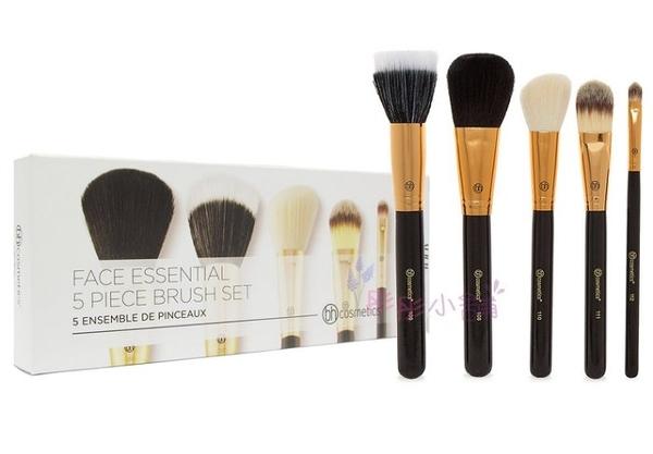 美國 BH Cosmetics Face Essential 臉部必備5件刷具組 BH原廠真品【彤彤小舖】