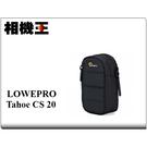 ★相機王★Lowepro Tahoe CS 20〔泰壺〕小型相機包 黑色
