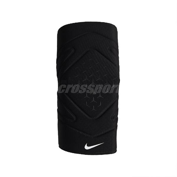 Nike 臂套 Elbow Sleeve 黑 白 男女款 手肘 DRI-FIT 健身 訓練 運動休閒 【ACS】 N1000676-010
