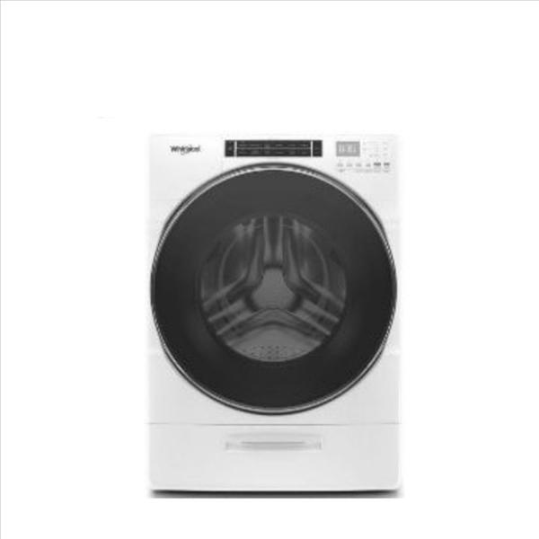 惠而浦【8TWFW6620HW】17公斤滾筒(可堆疊)洗衣機