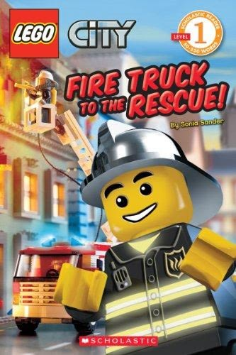 LEGO CITY (樂高城市):FIRE TRUCK TO THE RESCUE! /L1