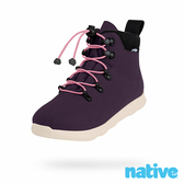 native 大童鞋 AP APEX 小登峰靴-甲蟲紫x牛奶骨