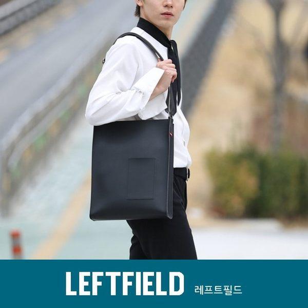 【韓國直送】肩背包 韓國 LEFTFIELD 簡約純色方型背包 側背包 NO.741