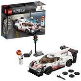 LEGO 樂高 Speed Champions Porsche 919 Hybrid 75887 Building Kit (163 Piece)