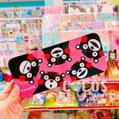 日本 Kumamon 熊本熊 鐵鉛筆盒 鐵盒 鐵筆盒 收納盒 桃色款 COCOS TP140