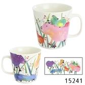 【日本製】FUN系列 陶瓷馬克杯 水豚圖案 SD-6379 - 日本製
