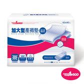 六甲村 加大型產褥墊(5片/包)【德芳保健藥妝】