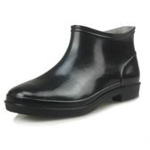 水鞋春夏季防滑時尚防水成人膠鞋雨鞋短筒