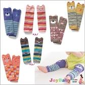 嬰兒襪子動物造型保暖純棉可愛襪套 -兒童爬行襪-JoyBaby