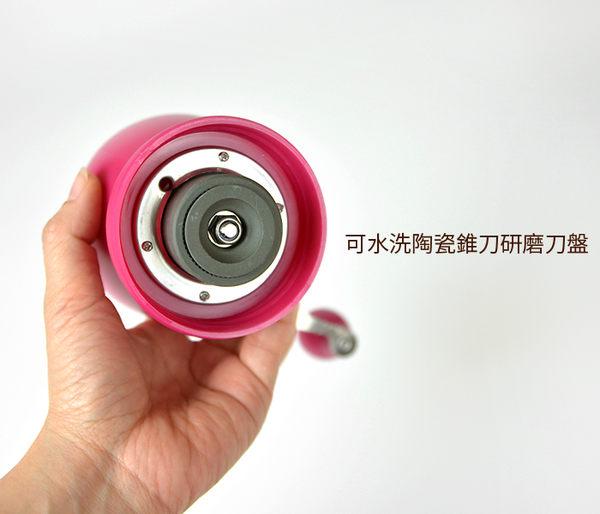 【防滑手搖磨豆機】寶馬牌 台灣製造 100g 手動磨豆機 CM109 [百貨通]
