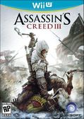 WiiU Assassin s Creed III 刺客教條 3(美版代購)
