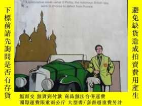 二手書博民逛書店Gentleman罕見traitor 原版精裝《紳士的叛徒》 孤