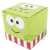 〔小禮堂〕大眼蛙 迷你盒裝抽取式方形便利貼《綠.大臉》便條紙.N次貼 4713791-87080