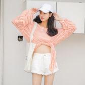 牛仔短褲  牛仔褲女2018夏季新款韓版女裝高腰寬鬆熱褲毛邊白色闊腿短褲  蒂小屋服飾
